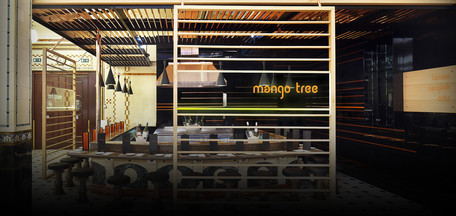 Mango Tree Harrods