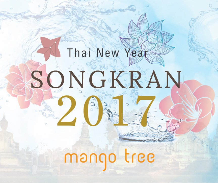 Thai New Year at Mango Tree Belgravia